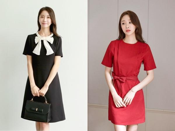 Bật mí cách chọn kiểu váy công sở hợp vóc dáng