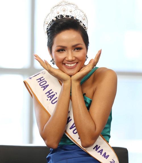 Tân Hoa hậu Hoàn Vũ H'Hen Niê sở hữu 3 vòng chuẩn đến từng centimet nhờ ăn thực phẩm quen thuộc này mỗi ngày - Ảnh 1