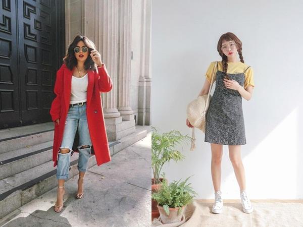 Biến hóa với trang phục cơ bản: Đơn giản vẫn đẹp cùng áo thun