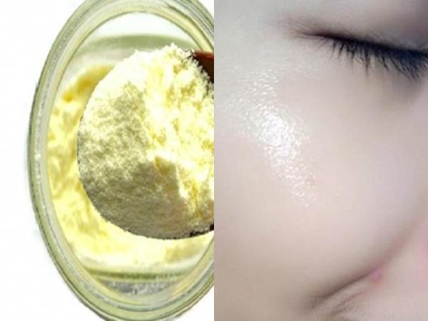 Các mẹ cứ lấy sữa bột của bé để làm mặt nạ, làn da thay đổi 'thần kỳ' trở nên trắng mịn, hồng hào