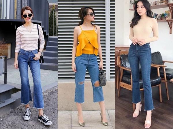 """Mách nước các nàng chọn quần jeans cho chuẩn dáng """"một phát ăn ngay"""""""