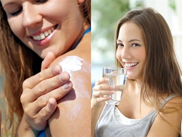 Chăm sóc và bảo vệ da trong những ngày nắng nóng đỉnh điểm ở Sài Gòn