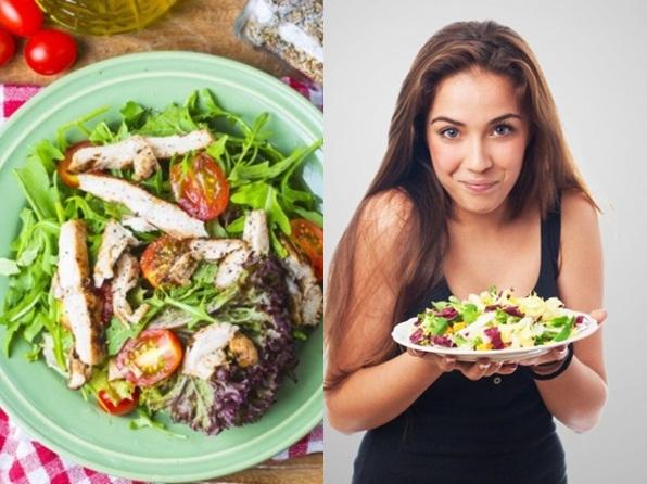 Chế độ ăn bữa tối để giảm cân, giữ dáng