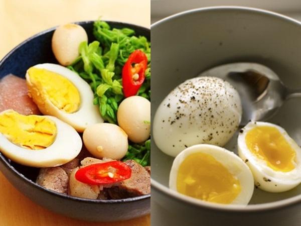 Giảm 1 mạch 11kg mỡ thừa, 7cm vòng bụng trong 2 tuần mà không mệt mỏi khiến ai nhìn cũng ngẩn ngơ nhờ ăn trứng luộc liên tục khi bụng đói meo