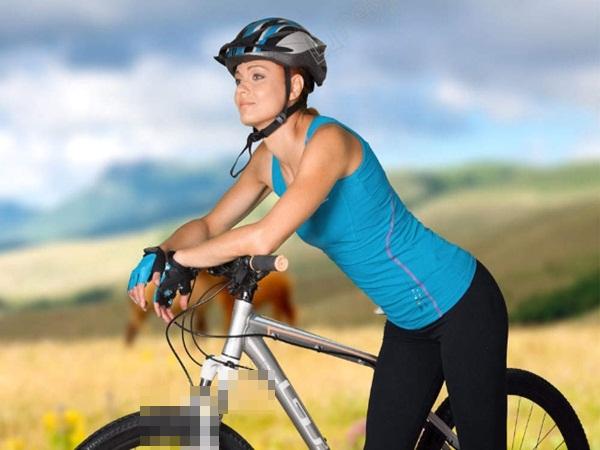 Đạp xe mỗi ngày mang lại nhiều lợi ích cho phụ nữ