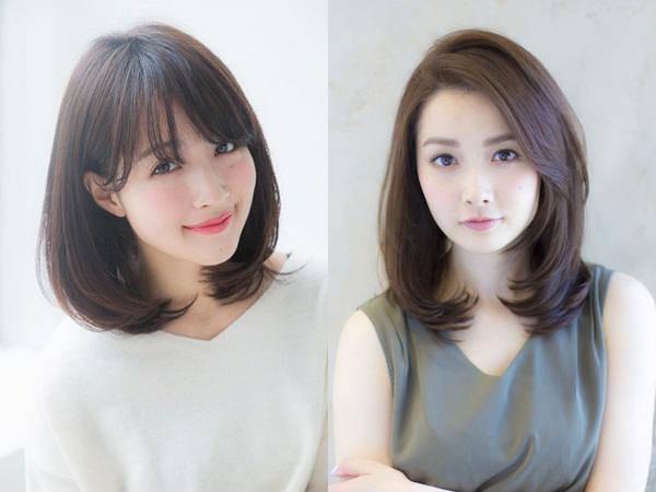 Điểm danh 5 kiểu tóc cứu tinh cho những cô nàng mặt dài và thon