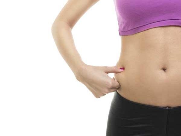 Điểm danh những vùng dễ tích tụ mỡ trên cơ thể