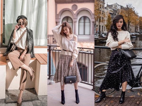 Gợi ý 15 cách phối đồ thời thượng giúp phụ nữ mặc đẹp suốt dịp Tết