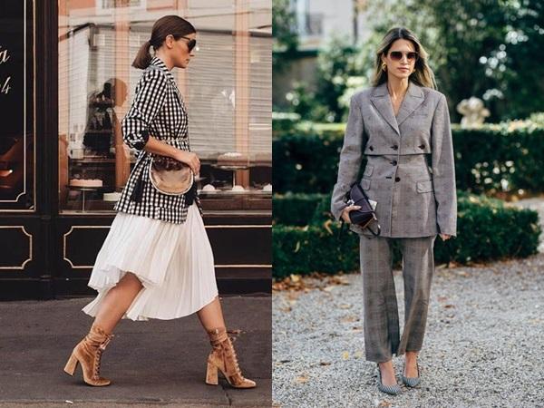 Gợi ý kiểu mặc giúp nữ công sở may mắn suốt cả năm
