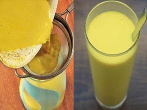 Sáng dậy pha ngay ly sữa nghệ ấm theo cách này để uống, da dẻ toàn thân trắng mướt, vóc dáng thon gọn nhanh ngỡ ngàng
