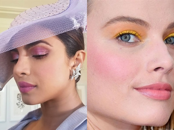 Học cách đánh phấn mắt màu pastel từ người nổi tiếng