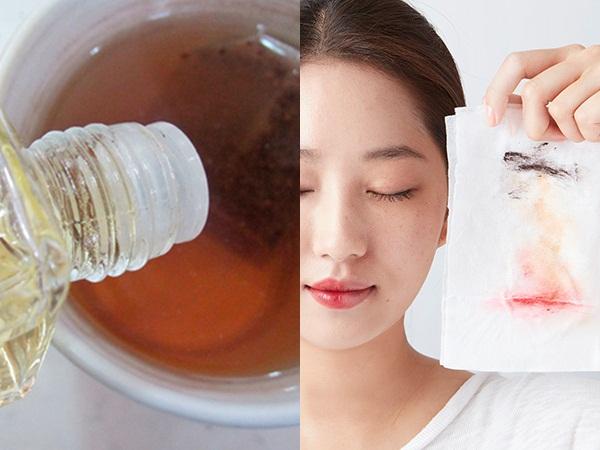 Gặp rắc rối vì da nổi mụn, kích ứng khi dùng nước tẩy trang, hãy thay thế bằng các nguyên liệu này
