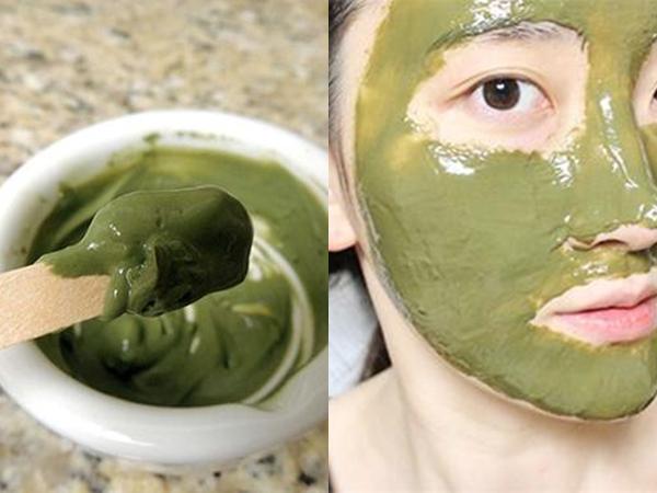 Không cần tắm trắng, da dẻ vẫn nâng tông đều đặn nhờ đắp mặt nạ bằng bột trà xanh