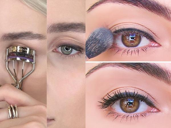 6 mẹo vẽ mắt nước, kẻ chân mày đơn giản, hữu ích mà cô nàng mới tập trang điểm phải học ngay kẻo hối không kịp