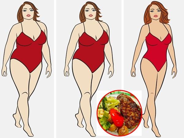 Nếu chế độ ăn kiêng và tập luyện đang áp dụng không mang đến hiệu quả giảm cân, hãy thay đổi theo 6 mẹo này