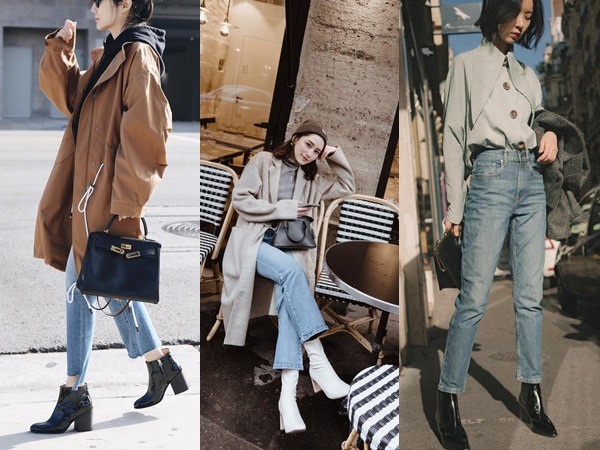 Ngắm 12 set đồ sau, các nàng sẽ nhận ra quần jeans + boots chính là cặp đôi giúp vẻ ngoài đạt 100% sành điệu