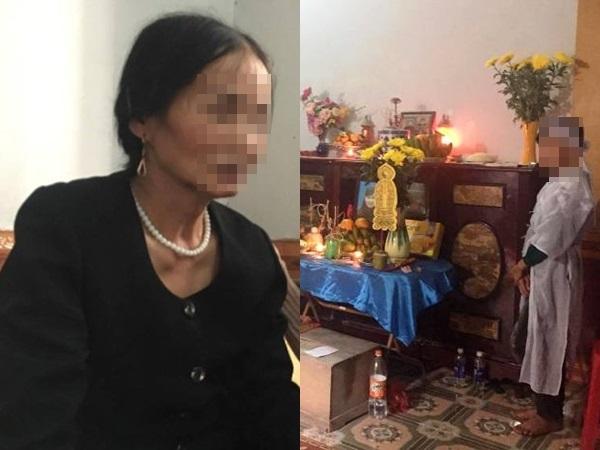 Tâm sự rơi nước mắt của mẹ chồng nữ xe ôm bị sát hại ở Thái Nguyên: 'Nó hứa về với các con mà không về nữa'