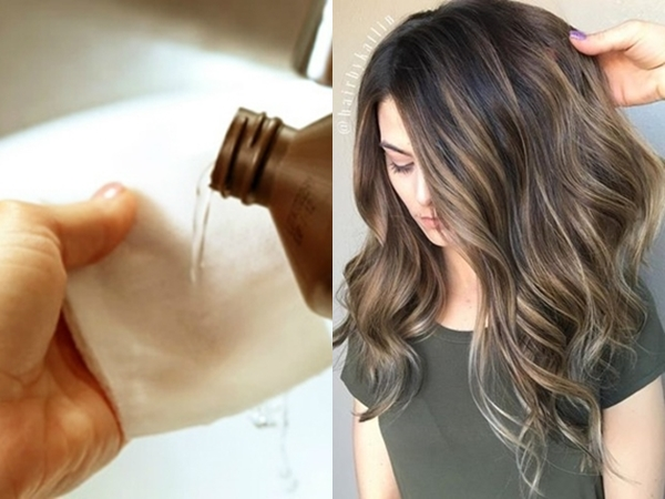 Nhuộm tóc đẹp long lanh chẳng kém gì ngoài tiệm chỉ bằng 1 lọ oxy già mà không lo hại hay hóa chất, vậy tội gì mà không thử!