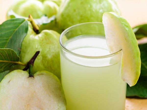 Nước ép ổi - 'Thần dược' có tác dụng trẻ hóa làn da không thua kém gì viên uống collagen đắt tiền