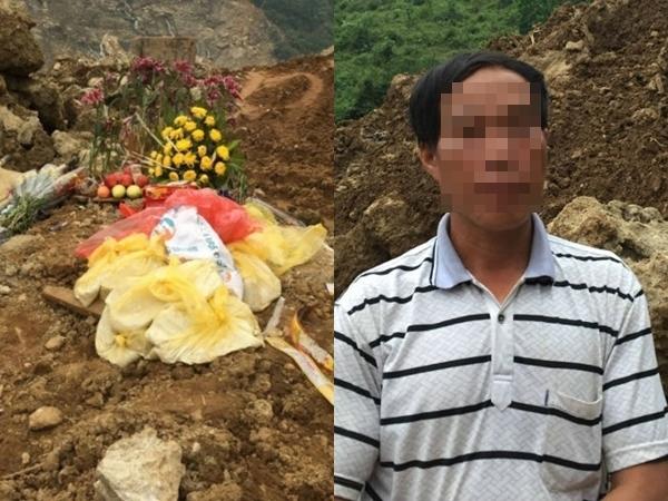 Ngày trở về đầy ám ảnh sau vụ sạt lở đất kinh hoàng ở Hòa Bình khiến 19 người thiệt mạng