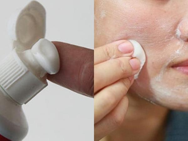 Thoa kem đánh răng lên mặt để trị mụn, cô gái phát hiện ra lỗ chân lông còn được se khít 99% chỉ sau 5 phút, nhan sắc thay đổi 180 độ