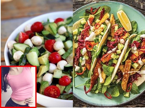 Thực đơn 'tỉ mỉ' từng bữa từ rau xanh giúp đốt cháy mỡ thừa, thanh lọc độc tố, giảm cân 'cấp tốc' sau 7 ngày