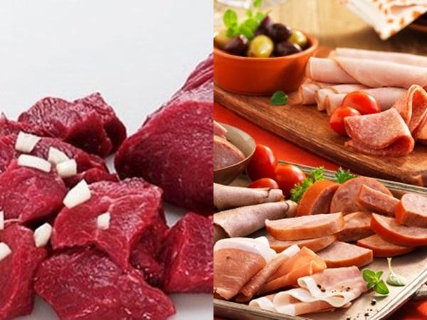 Thực phẩm là 'kẻ thù' của làn da cần hạn chế