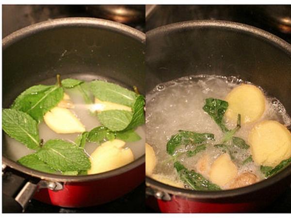 Học người Ấn Độ pha ly nước này để uống mỗi tối, bụng mấy ngấn mỡ thừa cũng trở nên phẳng lỳ nhanh chóng