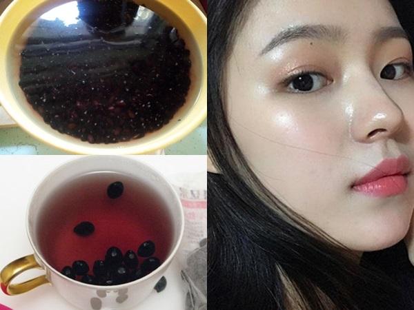 Nước uống đậu đen rang: 'Thần dược' giúp trị mụn, dưỡng trắng, ngăn ngừa lão hóa da