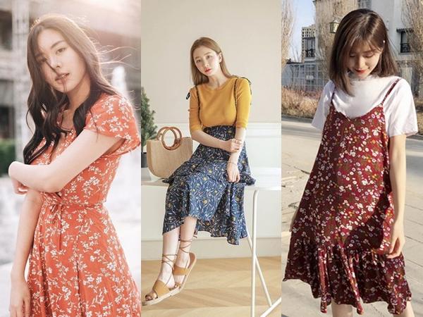 Hè đến rồi! Phụ nữ nhất định phải mặc 3 kiểu váy hoa nhí vintage thùy mị, quyến rũ này