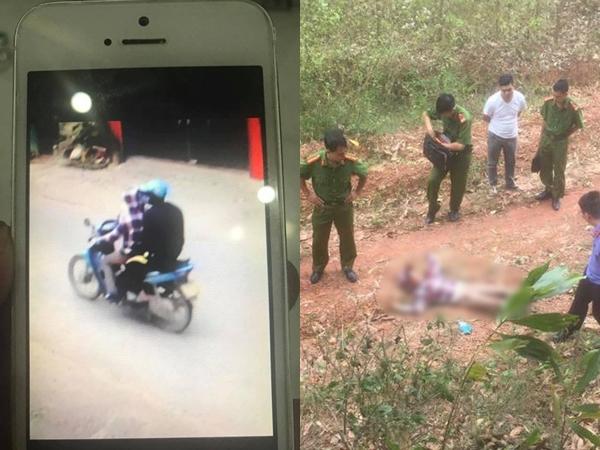 Vụ người phụ nữ chạy xe ôm bị sát hại ở Thái Nguyên: Đã tìm thấy xe máy của nạn nhân