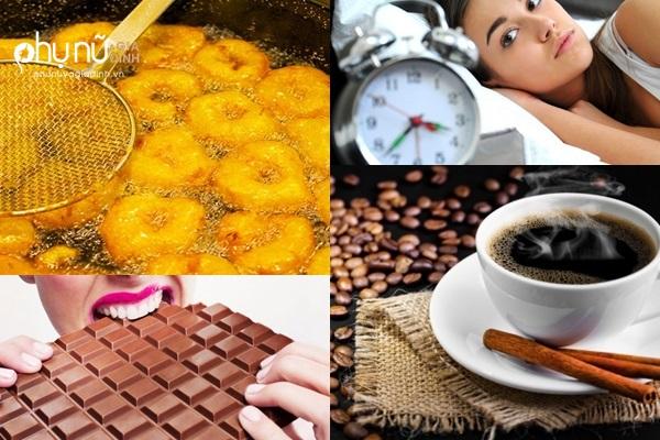 Tuyệt đối tránh 8 thực phẩm này trước khi đi ngủ nếu không muốn hại mình - Ảnh 1