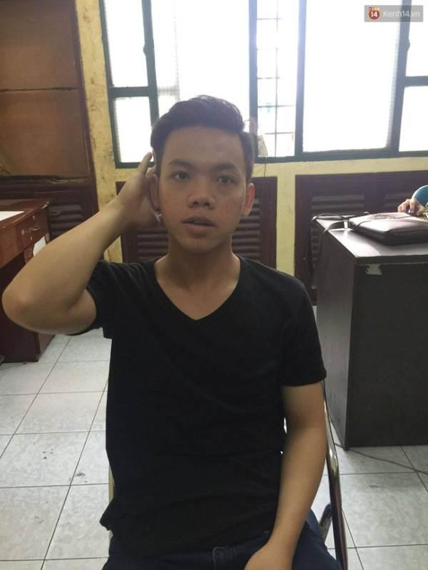 Lời khai của kẻ đâm liên tiếp vào người nam thanh niên sau va chạm giao thông ở Sài Gòn - Ảnh 1
