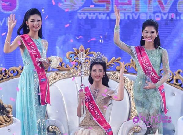 Choáng trước tin đồn tân HHVN Đỗ Mỹ Linh mua giải 12 tỷ đồng - Ảnh 2