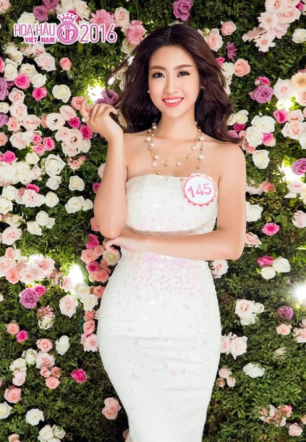 Cận cảnh nhan sắc tân Hoa hậu Việt Nam 2016 Đỗ Mỹ Linh - Ảnh 4