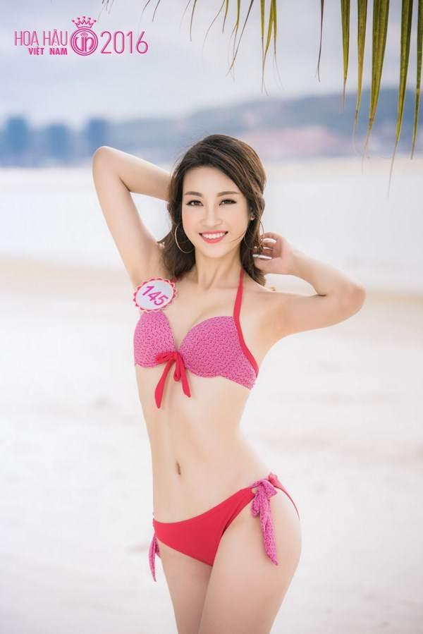 Cận cảnh nhan sắc tân Hoa hậu Việt Nam 2016 Đỗ Mỹ Linh - Ảnh 5