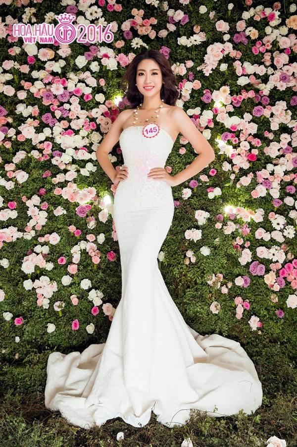 Cận cảnh nhan sắc tân Hoa hậu Việt Nam 2016 Đỗ Mỹ Linh - Ảnh 7