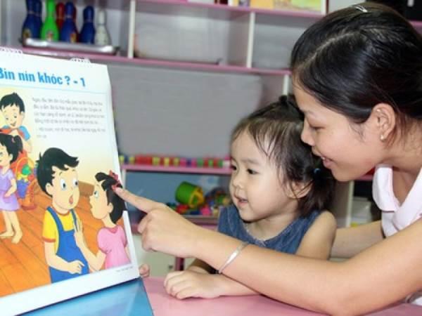 Bỏ túi vài chiêu giúp trẻ thích sách - Ảnh 1