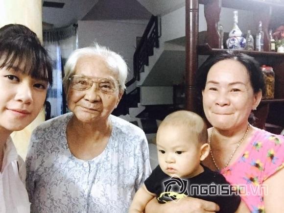Không hề mâu thuẫn, mối quan hệ giữa Minh Hà và mẹ Lý Hải rất tốt đẹp.