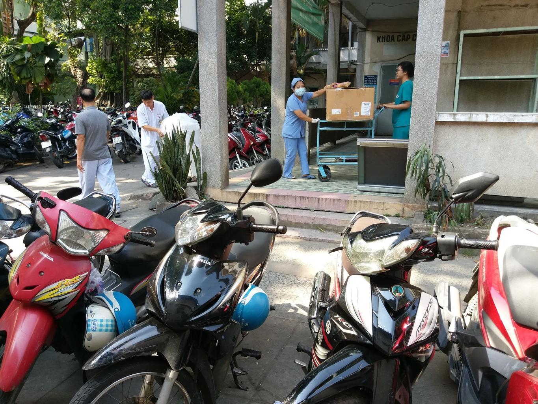 Bệnh viện Nguyễn Trãi: Công trình chưa động thổ đã tạm ứng hơn 27 tỷ đồng cho gói thầu thiết bị - Ảnh 2