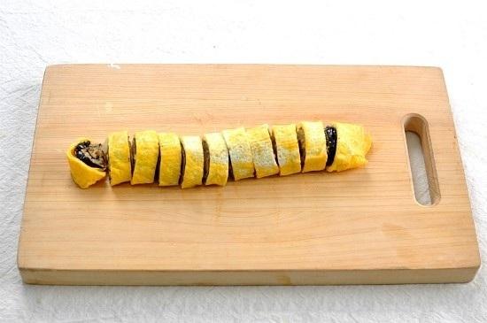 Bữa trưa ngon đẹp với món cơm cuộn theo kiểu mới toanh, hấp dẫn - Ảnh 5