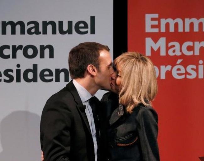 Tân Tổng thống Pháp và người vợ hơn 24 tuổi quyết định không có con chung và lý do cảm động phía sau - Ảnh 1
