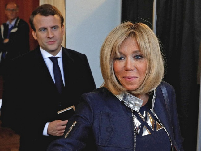 Tân Tổng thống Pháp và người vợ hơn 24 tuổi quyết định không có con chung và lý do cảm động phía sau - Ảnh 2
