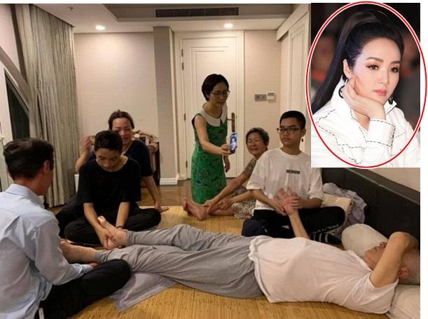 Bố ruột Hoa hậu Đền Hùng Giáng My qua đời, loạt sao Việt gửi lời chia buồn