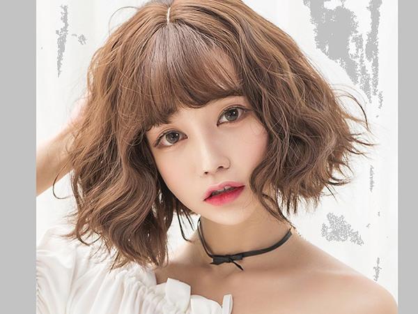 Những kiểu tóc ngắn uốn xù năng động, cá tính cho năm 2020