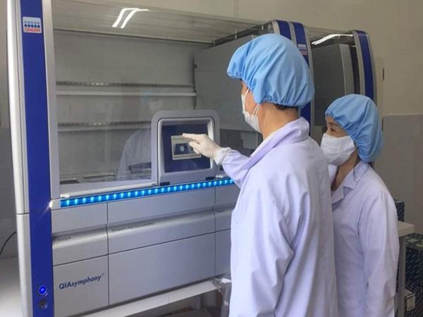 """Máy xét nghiệm Covid-19: Giám đốc Sở Y tế Quảng Nam nói giá 7,56 tỉ """"tương đối hợp lý"""""""