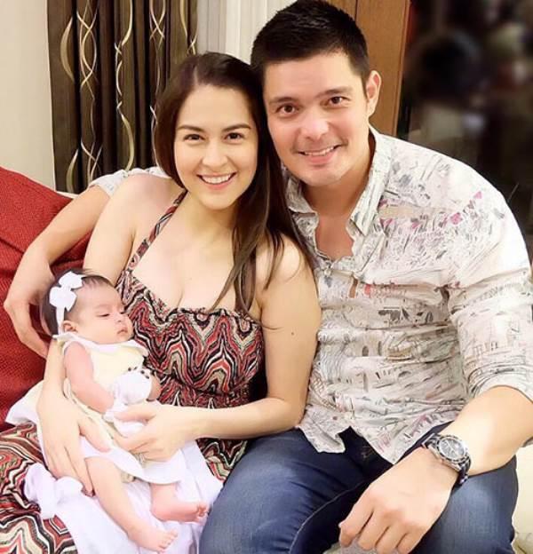 Ghen tị với gia đình đẹp toàn diện của mỹ nhân có nhan sắc số một Philippines - Ảnh 1
