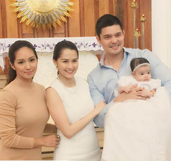 Ghen tị với gia đình đẹp toàn diện của mỹ nhân có nhan sắc số một Philippines - Ảnh 11