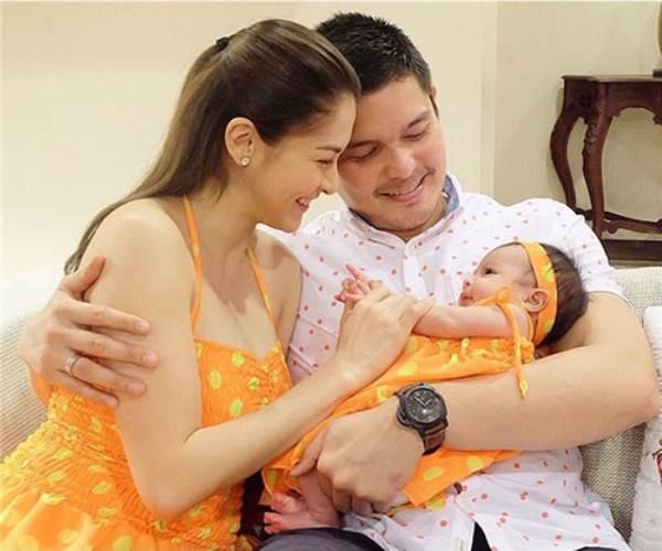 Ghen tị với gia đình đẹp toàn diện của mỹ nhân có nhan sắc số một Philippines - Ảnh 8