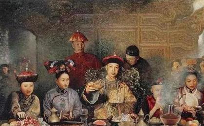 3 bữa ăn quan trọng nhất trong cuộc đời Càn Long, trong đó có 1 bữa đã giúp ông có được hoàng vị - Ảnh 1